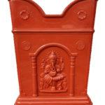Buy Tulsi pot plastic online at Nursery Nisarga