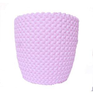 Table Top Plastic Pot - Pink