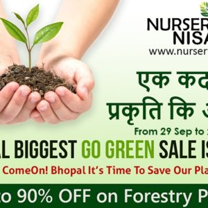 Go Green Sale