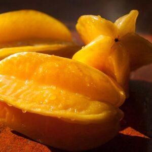 star fruit, Kamrak, Carambola