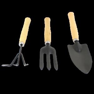 Garden Tool Kit for Cultivating Soil - Gardening Tools