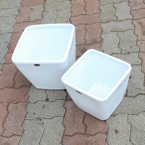 """Buy Decora Premium square pot """"Code – GC"""" - online - Nursery Nisarga"""