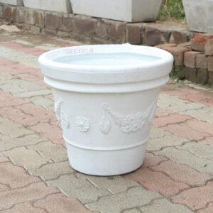 """Buy Decora premium pot """"Beauty"""", """"Code - TVG""""- online - Nursery Nisarga"""
